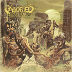Aborted - Global Flatline - LP+CD