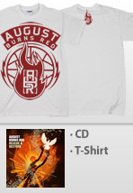 August Burns Red - Rescue And Restore White - Special Pack