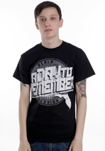 A Day To Remember - Florida Hardcore - T-Shirt
