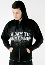 A Day To Remember - Friends - Zipper