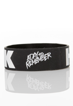 A Day To Remember - Homesick Black/White - Bracelet