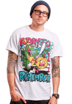 A Day To Remember - Orange You Glad White - T-Shirt