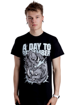 A Day To Remember - Rhino - T-Shirt