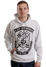 A Day To Remember - Snake Pit Grey - Hoodie