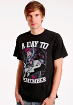 A Day To Remember - Space - T-Shirt