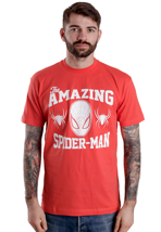 Addict - The Amazing Spider-Man Red - T-Shirt