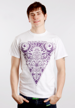 Adept - Glory White - T-Shirt