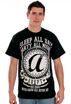 Adept - Sleep All Day - T-Shirt