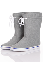 Adidas - Honey Boot Medium Grey Heather - Girl Shoes