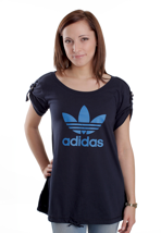 Adidas - Logo Darknavy - Girly
