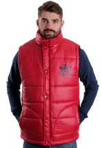 Adidas - Padded University Red - Vest