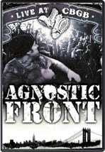 Agnostic Front - Live At CBGB - DVD+CD