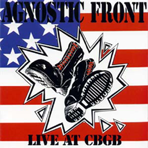 Agnostic Front - Live At CBGB Colored - LP