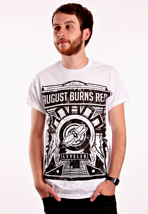 August Burns Red - Leveler White - T-Shirt