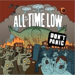 All Time Low - Don't Panic - Digipak CD