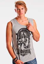 All Shall Perish - Only Truth Grey - Tank