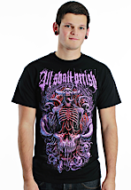 All Shall Perish - Skull Screamer - T-Shirt