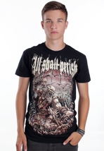 All Shall Perish - Viking - T-Shirt