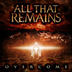 All That Remains - Overcome - CD