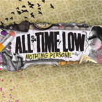 All Time Low - Nothing Personal - CD