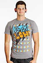 All Time Low - Pattern Grey - T-Shirt