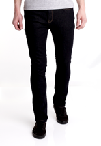 Altamont - Alameda Basic Denim Dark Black - Jeans