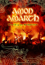 Amon Amarth - Wrath Of The Norsemen - DVD