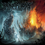 Annotations Of An Autopsy - The Reign Of Darkness - LP
