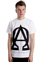 Architects - Omega A White - T-Shirt