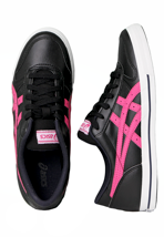 Asics - Aaron Black/Pink - Girl Shoes