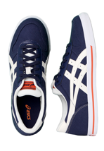 Asics - Aaron CV Navy/Off-White - Shoes