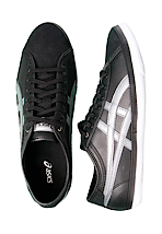 Asics - Biku Black/Dark Grey - Shoes