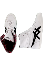 Asics - Kaeli HI CV White/Black - Girl Shoes
