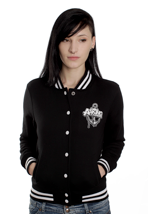 Asking Alexandria - Anchor - Girl College Jacket