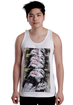 Asking Alexandria - Groupie White - Tank