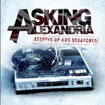 Asking Alexandria - Stepped Up And Scratched - CD