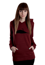 Atticus - Bird Ox Blood - Girl Hoodie