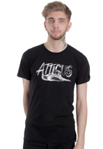 Atticus - Pencil - T-Shirt