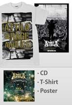 Attila - About That Life White - Special Pack