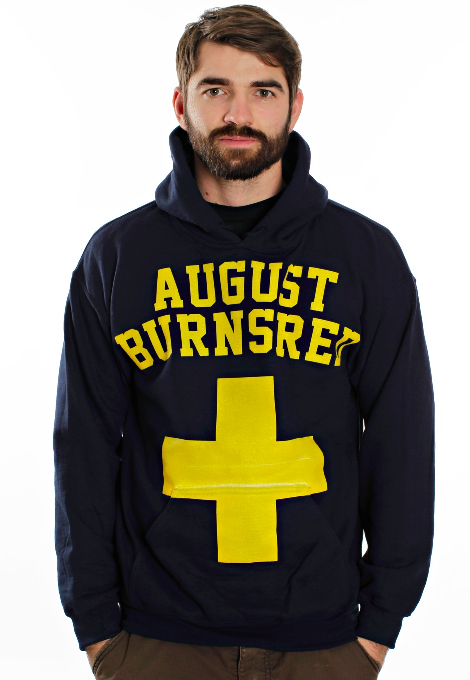 August burns red hoodie