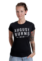 August Burns Red - Classic Logo - Girly