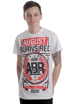 August Burns Red - Crown White - T-Shirt