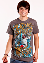 August Burns Red - Shark Charcoal - T-Shirt