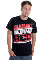 August Burns Red - Sporty - T-Shirt