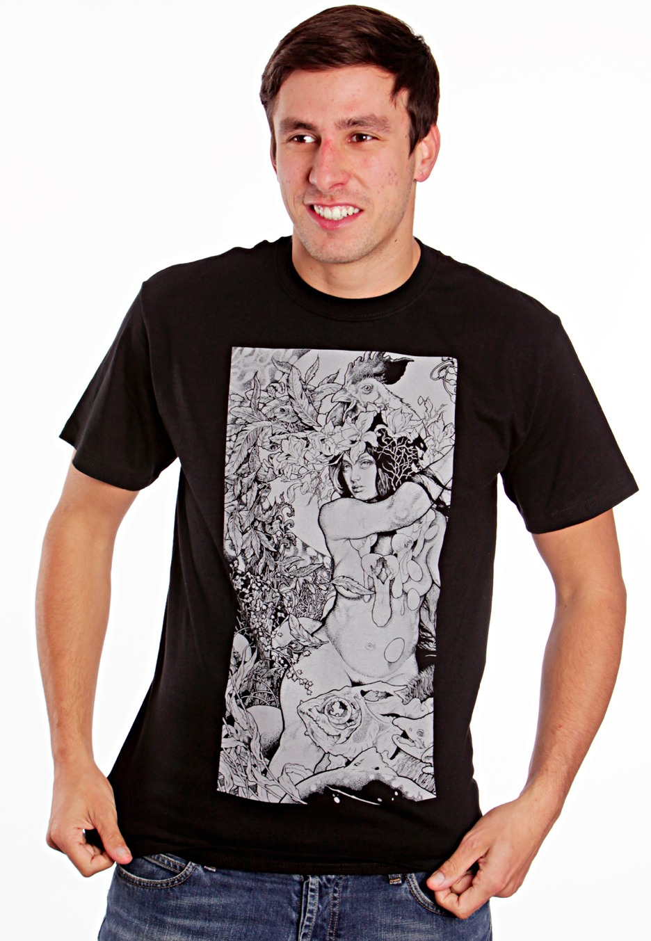 Baroness - Blue Record Silver - T-Shirt - Impericon.com ...