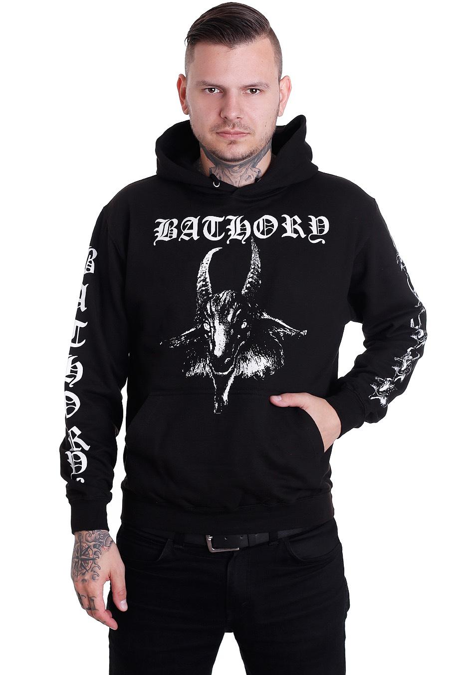 bathory goat sudadera tienda oficial de black metal