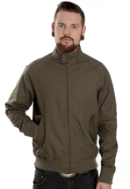 Ben Sherman - MF00001 Olive Wood - Jacket