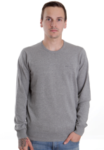 Ben Sherman - ME00003 Goodge Slate Grey Marl - Sweater