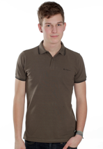 Ben Sherman - MC00001 Romford Dull Harbour Green - Polo