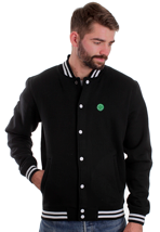 Beyond - Varsity II Black/Black - College Jacket